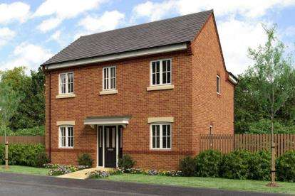 4 Bedrooms Detached House for sale in Portland Wynd, Laverock Hall Road, Blyth, Northumberland, NE24