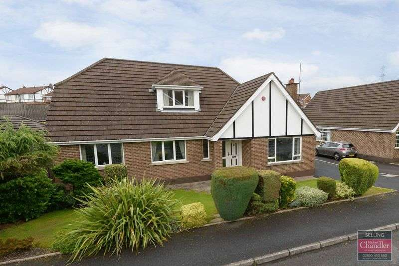 5 Bedrooms Detached House for sale in 38 Finsbury Crescent, Belfast, BT8 6GH