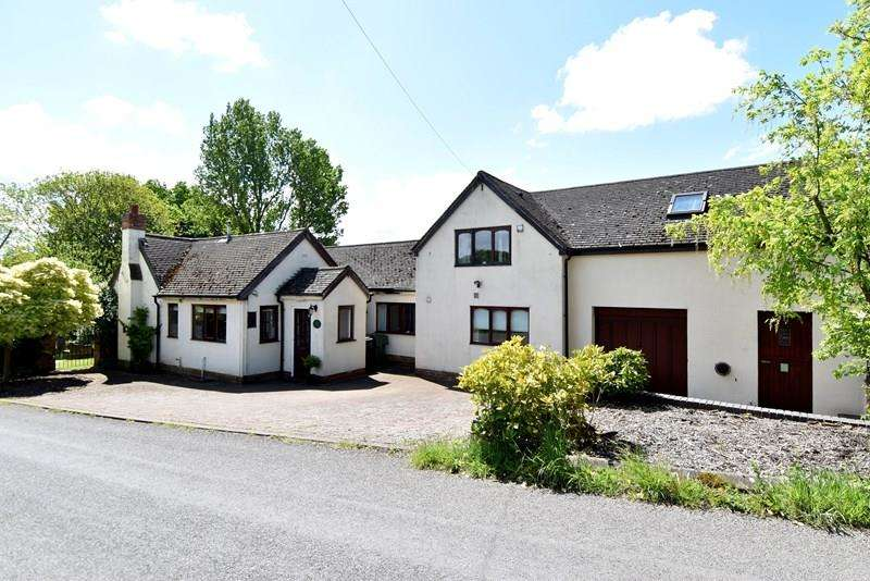 4 Bedrooms Detached House for sale in Warbage Lane, Dodford, Bromsgrove