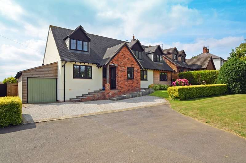 5 Bedrooms Detached House for sale in Tilbury Road, East Haddon