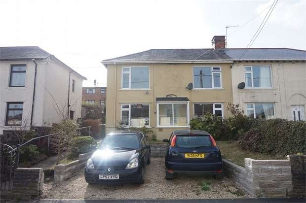 3 Bedrooms Semi Detached House for sale in Heolddu Crescent, Bargoed, Caerphilly