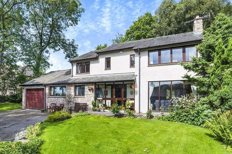 4 Bedrooms Detached House for sale in Woodleigh, Haverthwaite, Ulverston, LA12