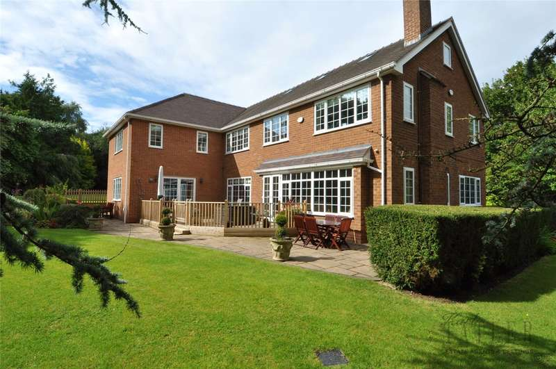 8 Bedrooms Detached House for sale in Long Hey Road, Caldy, Wirral