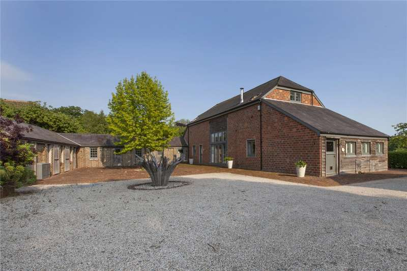 6 Bedrooms Detached House for sale in College Lane, Hurstpierpoint, Hassocks, West Sussex, BN6