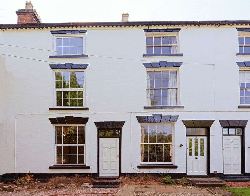 2 Bedrooms Terraced House for sale in Station Road, Madeley, Telford, Shropshire