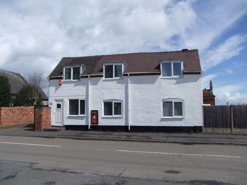 4 Bedrooms Detached House for sale in Church Street, Coton in the Elms