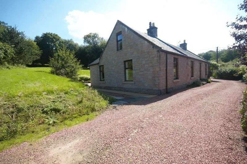 4 Bedrooms Detached House for sale in Upper Cairnie, Stonebyres, ML11 9UP