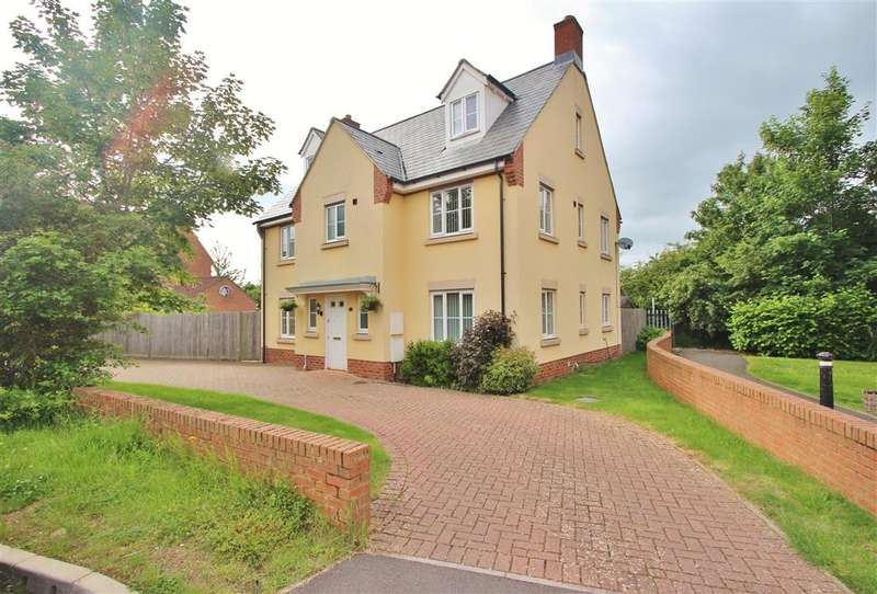 5 Bedrooms Detached House for sale in Robinson Road, Wootton, Oxford, OX1