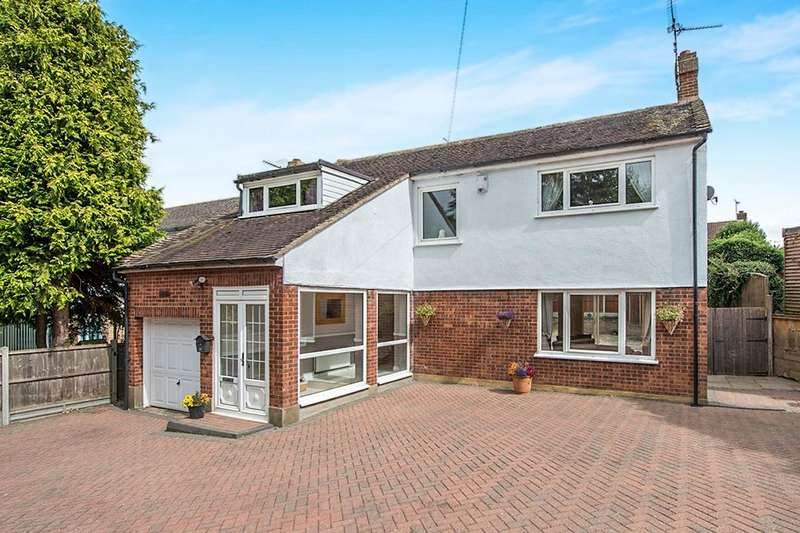 4 Bedrooms Detached House for sale in Chui Crutches Lane, Rochester, ME2