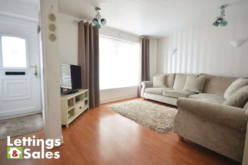 3 Bedrooms Terraced House for sale in Redmoor Way, Sutton Coldfield
