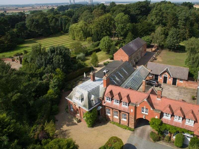 5 Bedrooms Detached House for sale in Gainsborough Road, Gate Burton