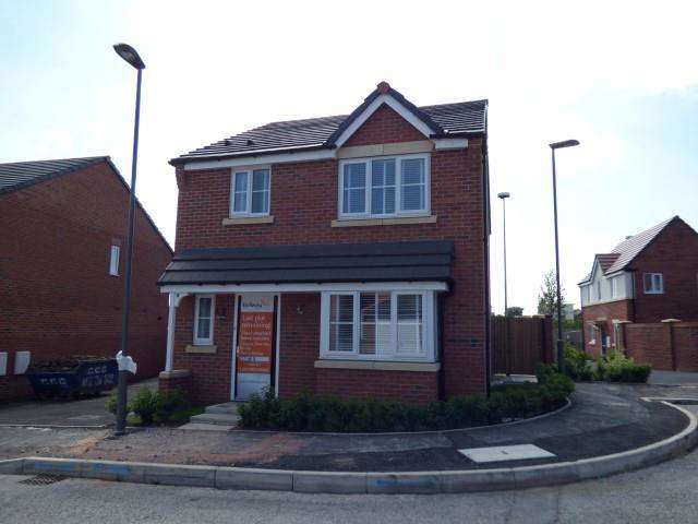 3 Bedrooms Detached House for sale in Jubilee Avenue, Liverpool, Merseyside, L14