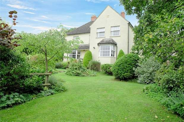 5 Bedrooms Detached House for sale in Bospin Lane, South Woodchester, Stroud, Gloucestershire