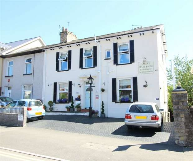 6 Bedrooms End Of Terrace House for sale in Labuan Guest House, 464 Chepstow Road, Beechwood, NEWPORT