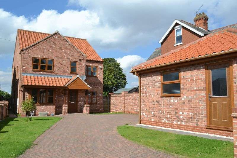 5 Bedrooms Detached House for sale in Vicarage Road, Wrawby, North Lincolnshire, DN20