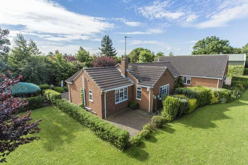 4 Bedrooms Detached House for sale in Hakem Lodge, Gedney Hill
