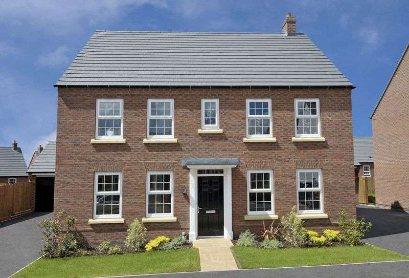 4 Bedrooms Detached House for sale in CHELWORTH - Kings Court, North Hykeham