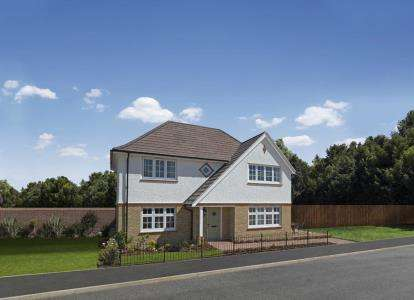 4 Bedrooms Detached House for sale in Warren Grove, Shutterton Lane, Dawlish