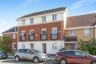 4 Bedrooms Terraced House for sale in Battery Road, West Thamesmead, London