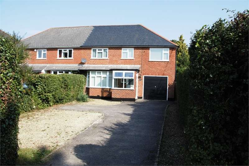 4 Bedrooms Semi Detached House for sale in BASINGSTOKE