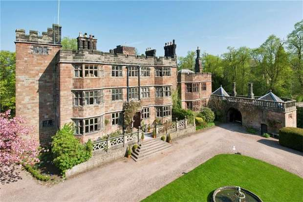 17 Bedrooms Detached House for sale in Caverswall Castle, Staffordshire, Staffordshire