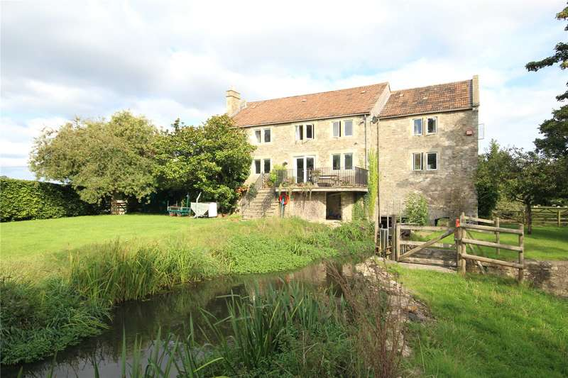 4 Bedrooms Detached House for sale in Iron Mill Lane, Oldford, Frome, Somerset, BA11