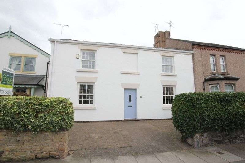 5 Bedrooms Semi Detached House for sale in Grove Road, Wallasey, Wirral