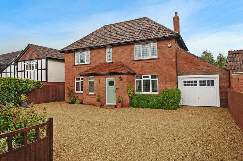 4 Bedrooms Detached House for sale in The Grove, Burnham-On-Sea