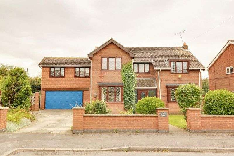 6 Bedrooms Detached House for sale in Hales Close, Scunthorpe