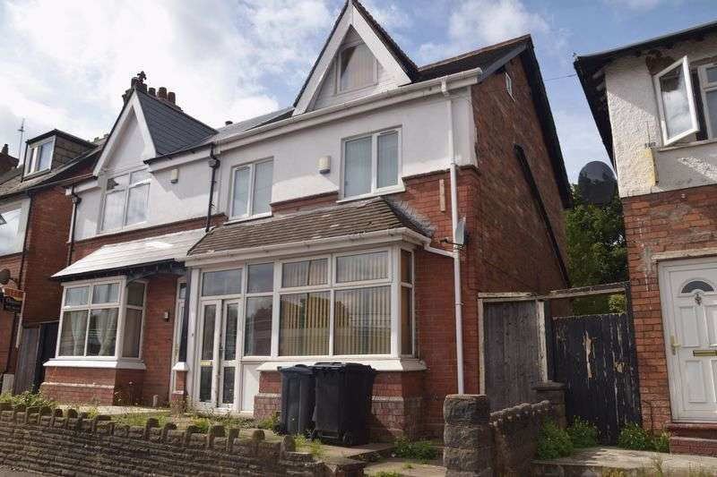 9 Bedrooms Terraced House for sale in Rental Income from 9 Tenants