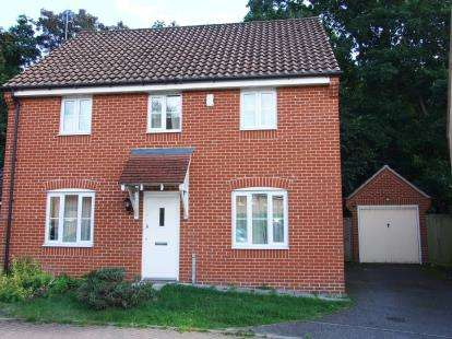 4 Bedrooms Detached House for sale in Brandon, Suffolk