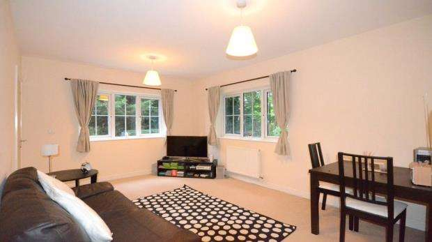 4 Bedrooms Apartment Flat for sale in 1-4 Laneside Court, West Ham Lane, Basingstoke, RG22 5FF
