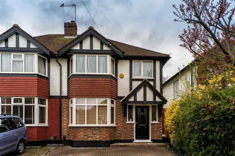 3 Bedrooms House for sale in River Way, Twickenham