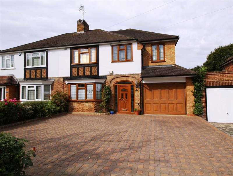 5 Bedrooms House for sale in Friars Avenue, Shenfield