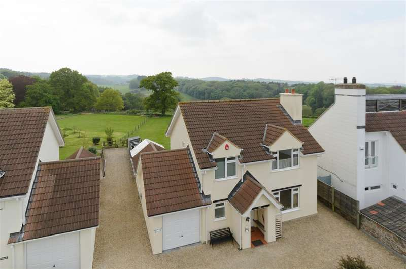 4 Bedrooms Property for sale in Heywood Lodge Manor Lane, Abbots Leigh