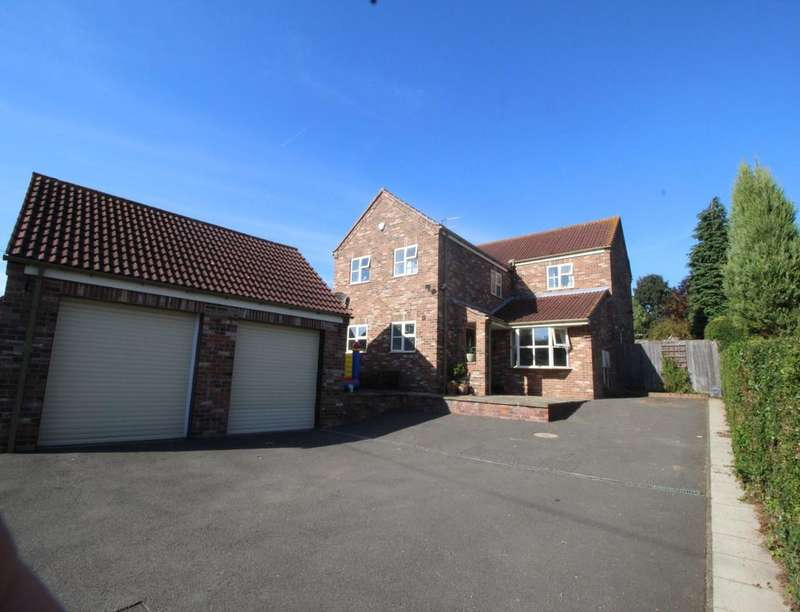 5 Bedrooms Detached House for sale in Penrhyn Low Street, North Wheatley, Retford, DN22