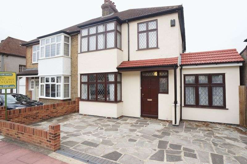 3 Bedrooms Semi Detached House for sale in Old Farm Avenue, Sidcup, DA15 8AD