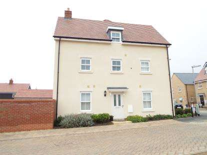 4 Bedrooms Semi Detached House for sale in Ellicott Grove, Biggleswade, Bedfordshire
