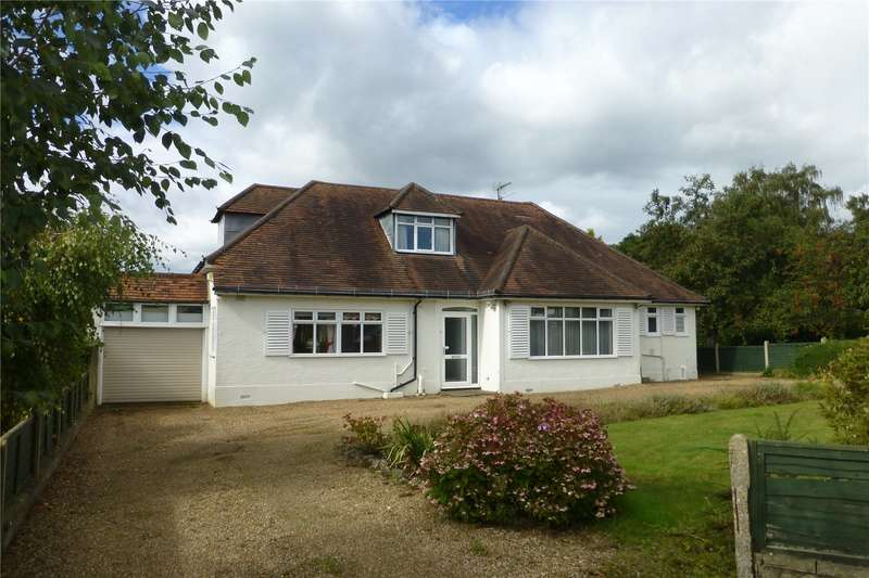 4 Bedrooms Detached House for sale in Brockham Lane, Brockham, Betchworth, Surrey, RH3