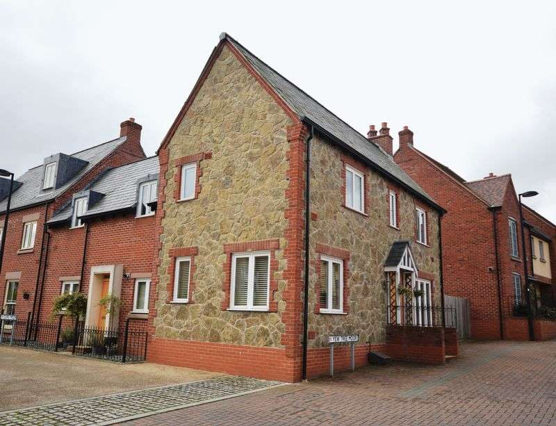 4 Bedrooms Semi Detached House for sale in Yewtree Moor, Telford