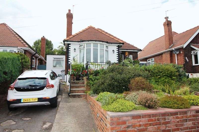 2 Bedrooms Detached Bungalow for sale in Ferry Road, Eastham