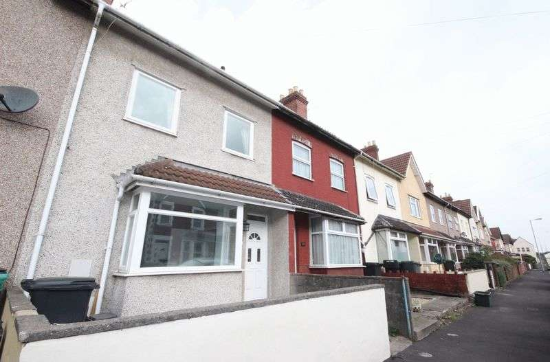 2 Bedrooms Terraced House for sale in Cook Street, Bristol