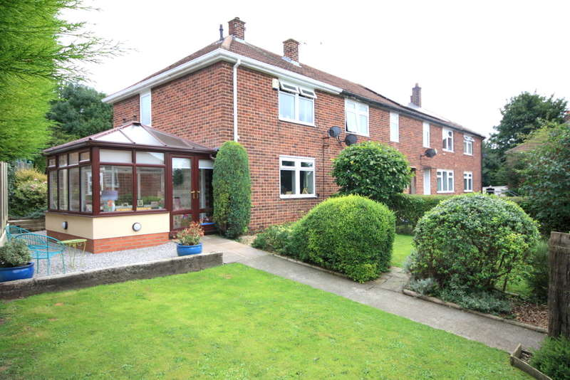 2 Bedrooms End Of Terrace House for sale in The Dale, Aberford, Leeds
