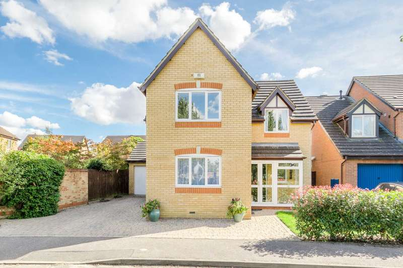 4 Bedrooms Detached House for sale in Sorrell Drive, Newport Pagnell