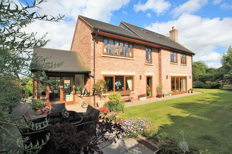 6 Bedrooms Detached House for sale in Between Clifton & Upper Sapey Teme Valley Worcestershire