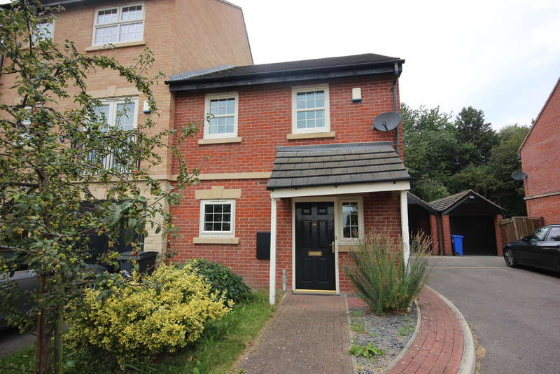 3 Bedrooms Semi Detached House for sale in Holywell Heights, Sheffield