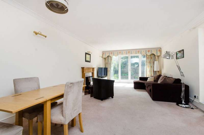 House in  Copse Hill  London  SW20  Wimbledon