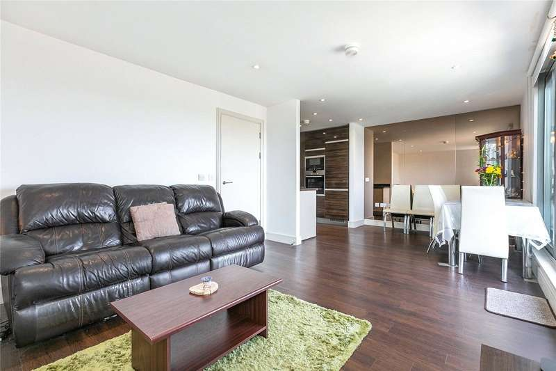 Flat in  Central Square  Wembley  HA9  Richmond