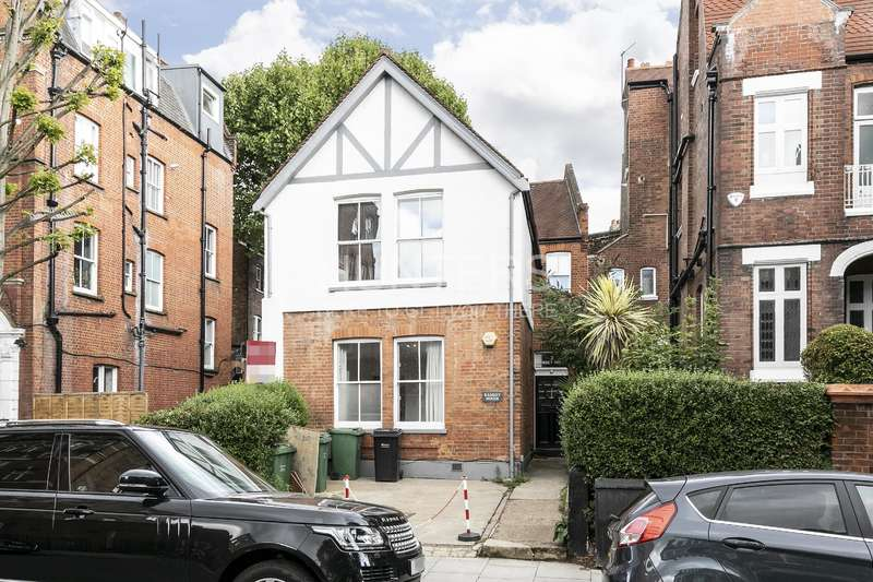 Flat in  Fawley Road  London  NW6  Richmond