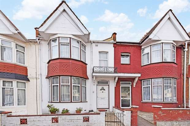 Terraced house in  Maybank Avenue  Wembley  Middlesex  HA0  Richmond